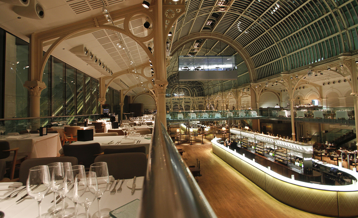 Mark bithrey b3 royal opera house