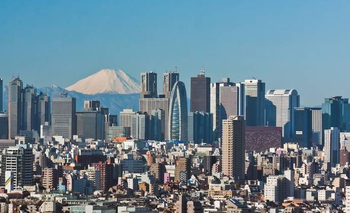 Tokyo by morio