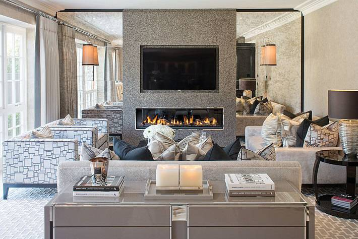 Elegant Helen Bygraves Hill House Interiors
