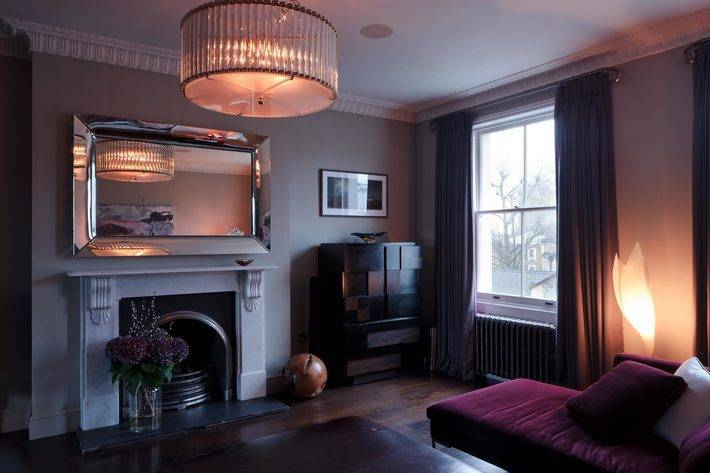 Notting Hill Residence Biid - Notting-hill-house-interior-by-staffan-tollgard-design-group