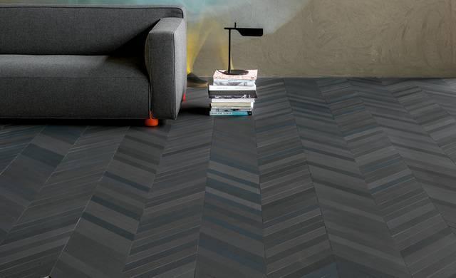 Domus biid for Chevron laminate flooring