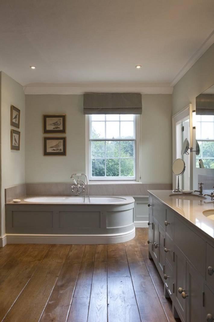 New Hardwood Flooring Bespoke Cabinetry