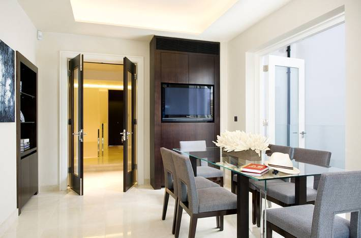 Duplex apartment belgravia