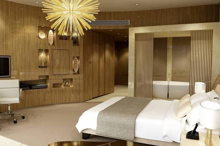 Hyatt capital gate abu dhabi biid Home interior design abu dhabi