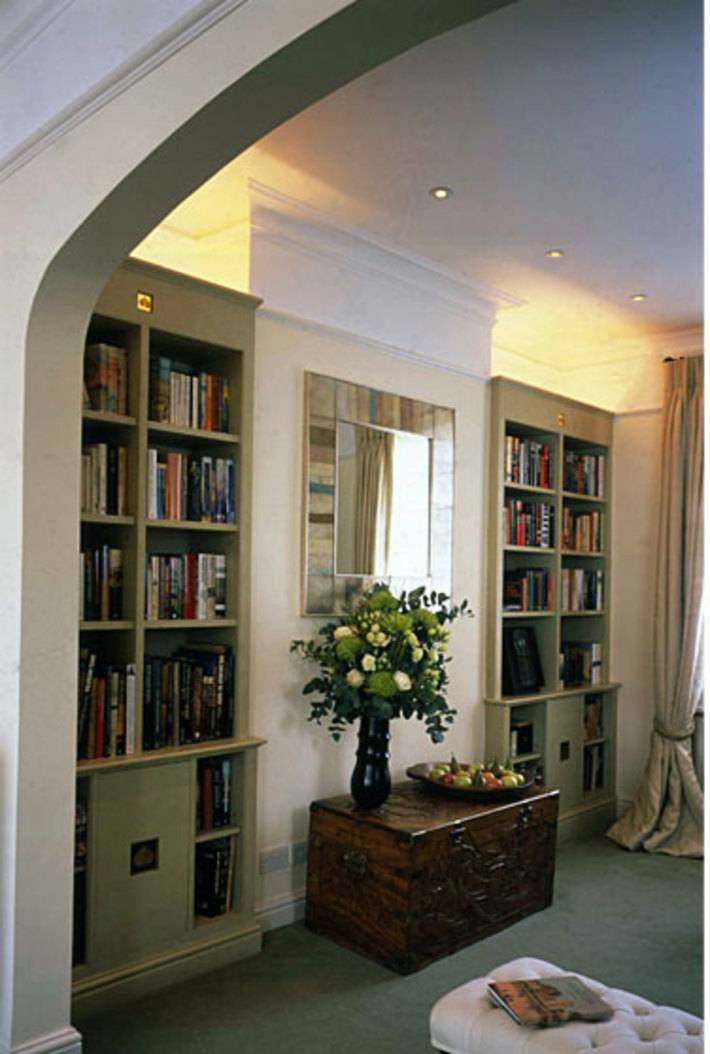 Fulham Terrace House Reading Room