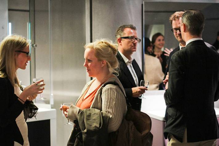BIID Breakfast Networking Event At Miele Gallery London