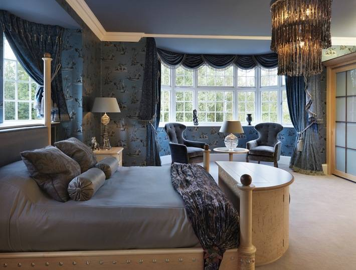Award Winning State Room Inspired Bedroom Biid