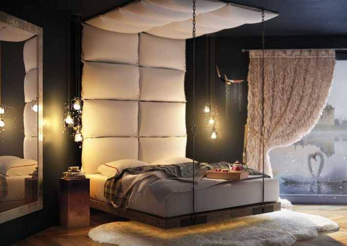 eco bedroom set design buckingham palace biid