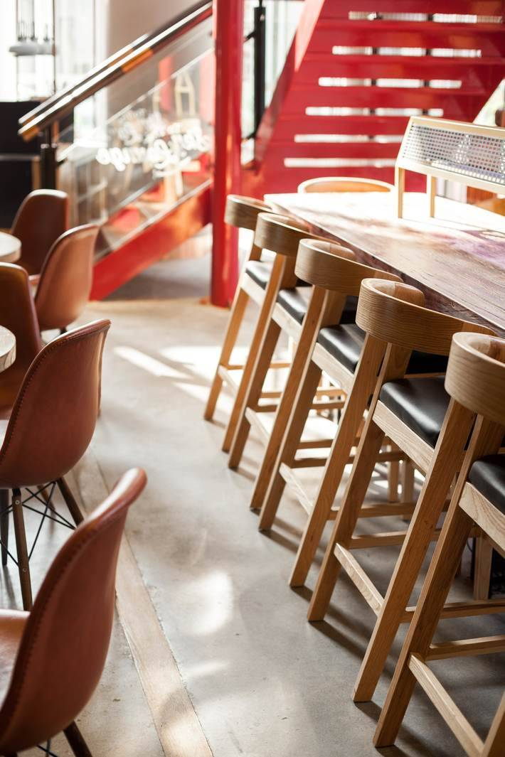 Cafe Seating Ideas