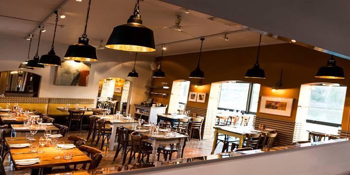 Green Room Restaurant Sw London