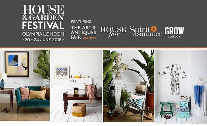 House U0026 Garden Festival 2018